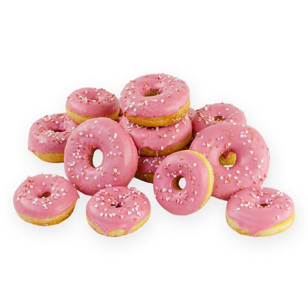 Liefdevolle Valentijn Donuts