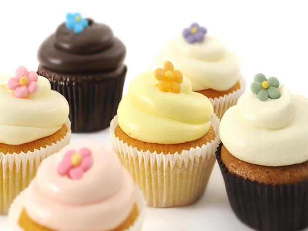Cupcakes-Assortiment