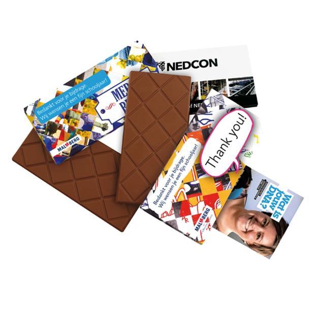 Chocolade Logo Reep