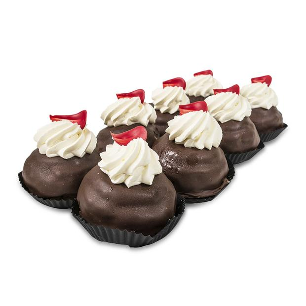 Chocolade Moorkoppen