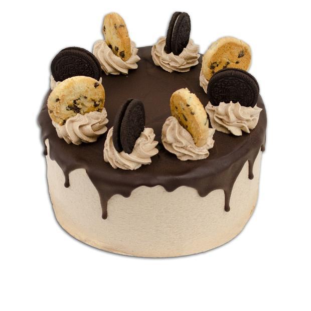 Verrassend Oreo-Chocolate Layer Cake bestellen & bezorgen | gefeliciTAART.nl KC-86