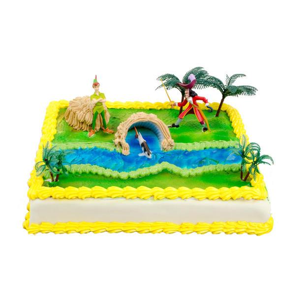Peter-Pan marsepein taart