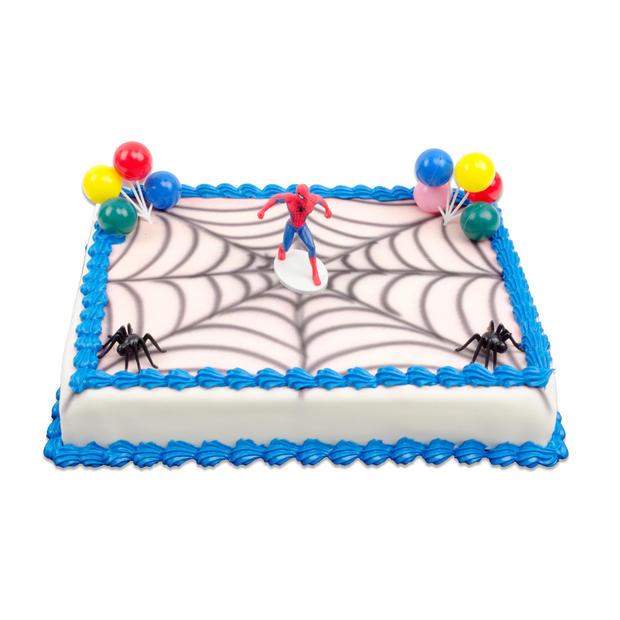 Spiderman Amerikaanse Taart