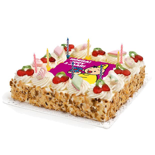 Bumba Verjaardags taart