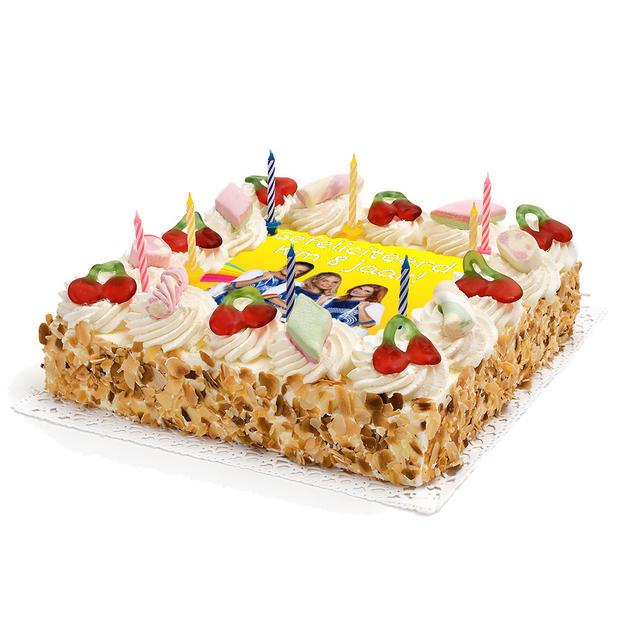 K3 Verjaardags taart